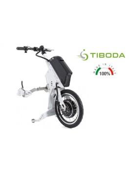 Tiboda® - PROPULSORE ANTERIORE PER SEDIE A ROTELLE - POTENZA MOTORE 400W